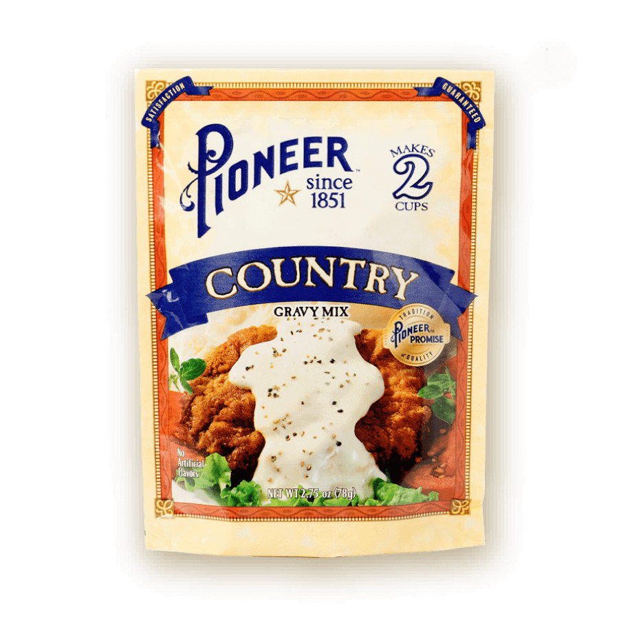 pioneer country gravy mix