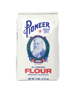 2lb flour front of packaging