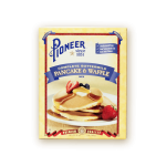 complete buttermilk pancake waffle packaging