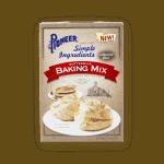 pioneer simple ingredients buttermilk baking mix