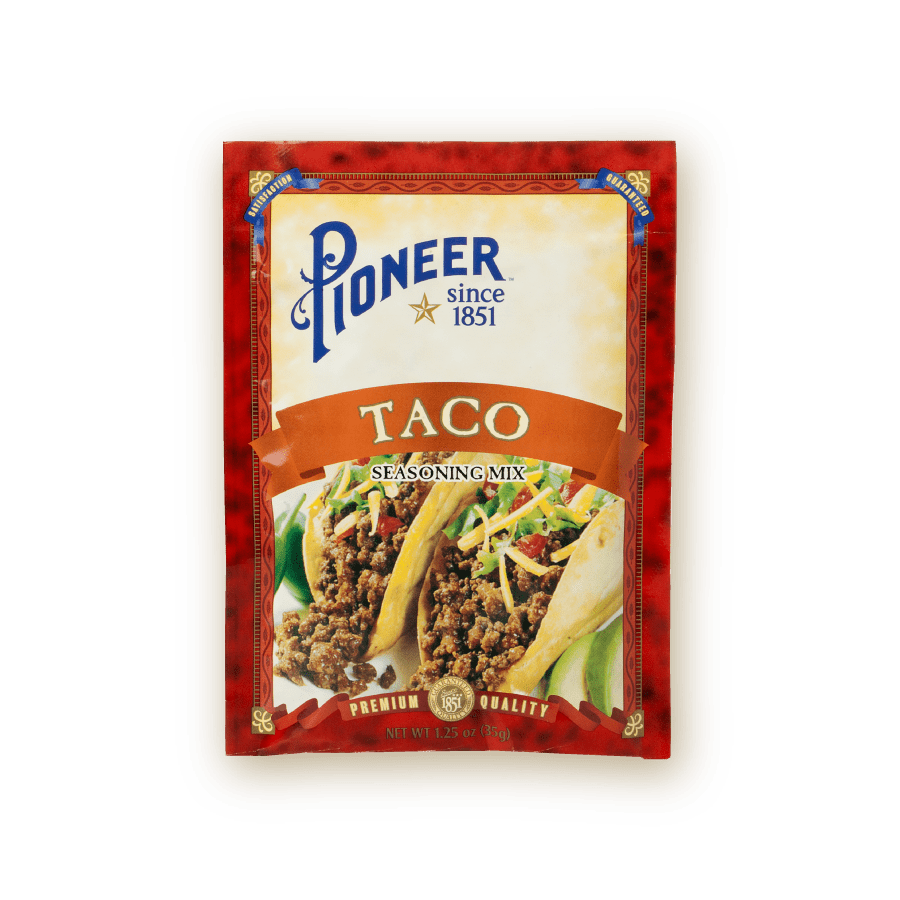 taco seasoning mix 1.25oz