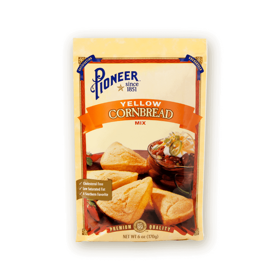yellow corn bread 6 oz pioneer min