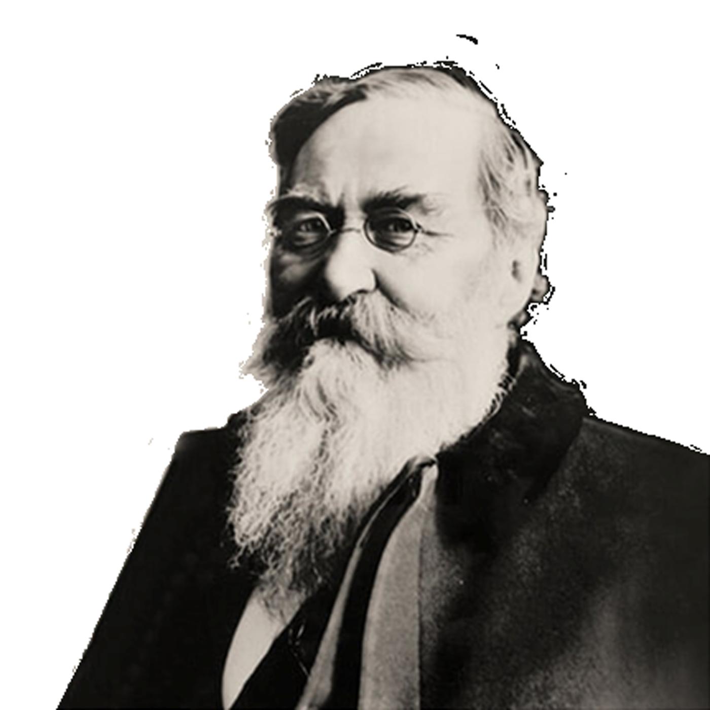 Portrait of Carl Pioneer