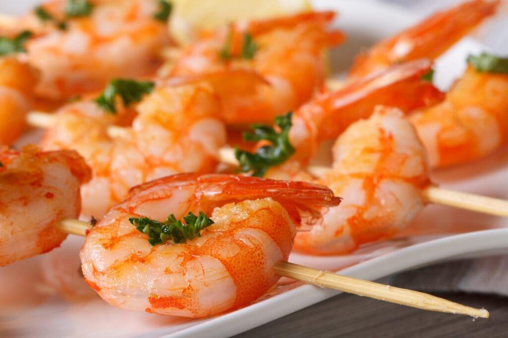 Fiesta Marinated Shrimp