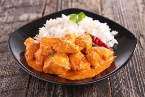 thai curry chicken