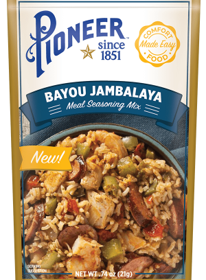 Bayou Jambalaya Seasoning Mix