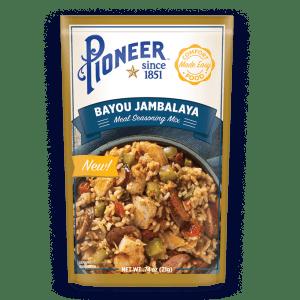Bayou Jambalaya Package