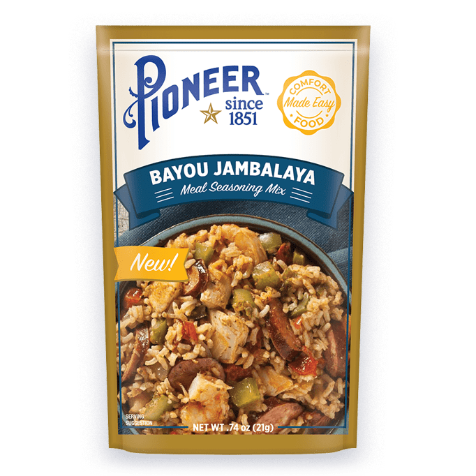 Bayou Jambalaya Package