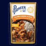 cajun spice rice package