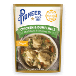 Chicken and Dumplings Package