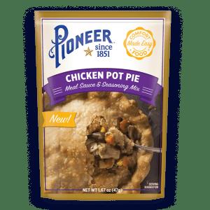 Chicken Pot Pie Package
