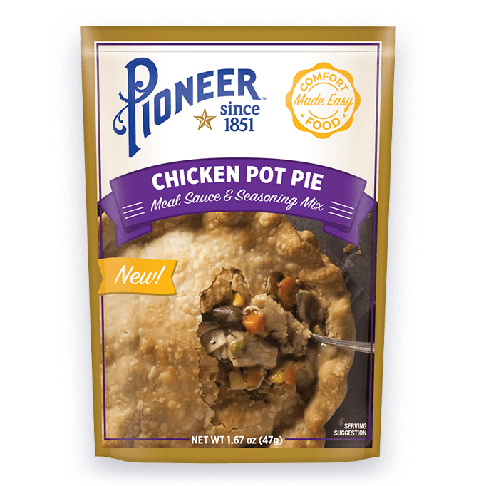 Chicken Pot Pie Package