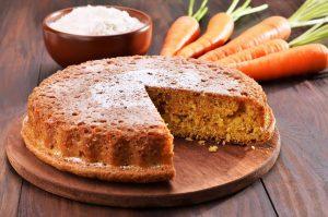 festive carrot cake