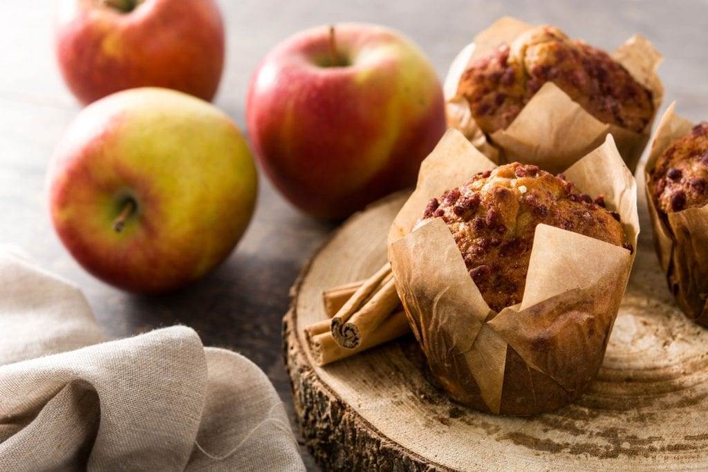 Apple Cinnamon Muffin | Pioneer Brand Recipe