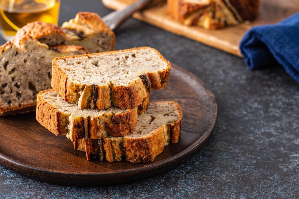 Banana Poppy Seed Loaf | Pioneer Brand Recipe