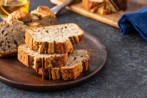 Banana Poppy Seed Loaf | Pioneer Brand Recipe