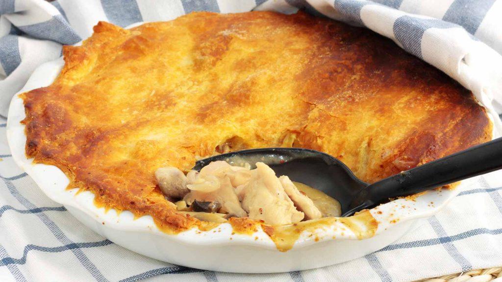 pioneer southwest cornbread pie