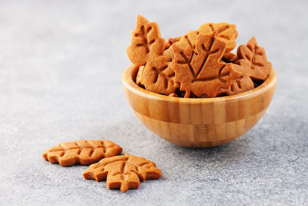 Awesome Autumn Leaves Cookies