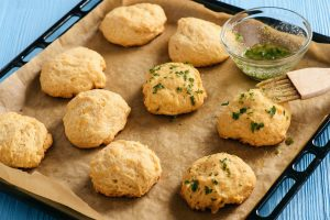 Game Thyme Biscuits